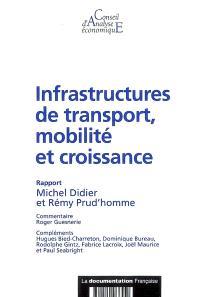 Infrastructures de transport, mobilité et croissance
