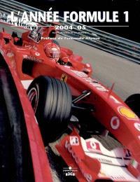L'année formule 1 2004-05