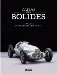 L'atlas des bolides et voitures de course