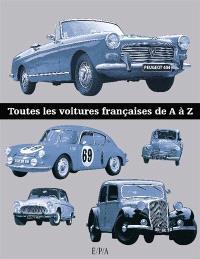 L'encyclopédie de la voiture de A à Z