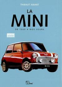 La Mini : de 1959 à nos jours