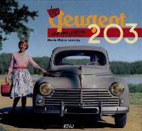 La Peugeot 203 de mon père