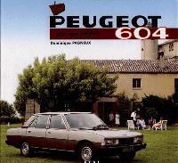 La Peugeot 604 de mon père