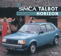La Simca Talbot Horizon de mon père