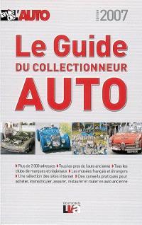 Le guide du collectionneur auto
