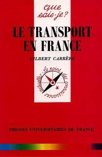 Le transport en France