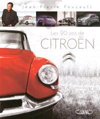 Les 90 ans de Citroën