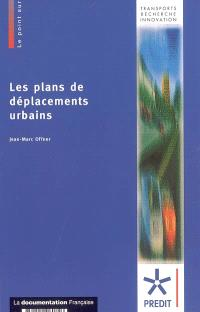 Les plans de déplacements urbains