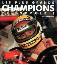 Les plus grands champions de formule 1