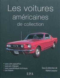 Les voitures américaines de collection