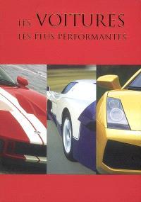 Les voitures les plus performantes