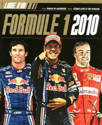 Livre d'or de la Formule 1 2010