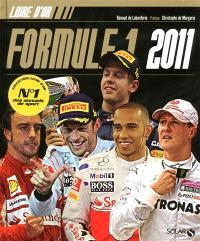 Livre d'or de la formule 1 2011