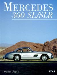 Mercedes 300 SL-SLR