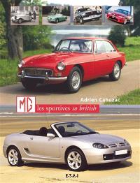 MG, les sportives so british