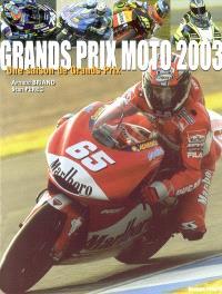 Moto 2003 : une saison de grands prix