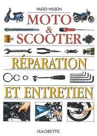 Moto et scooter : réparations et entretien
