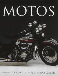 Motos : les plus beaux modèles classiques de tous les temps