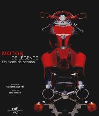 Motos de légende : un siècle de passion