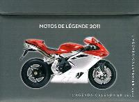 Motos de légende 2011 : l'agenda calendrier