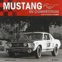 Mustang en compétition : le pony dans la course