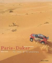Paris-Dakar : 25 ans d'histoire, 1979-2003