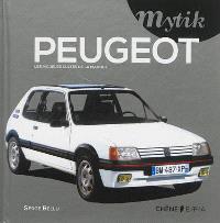 Peugeot : les modèles cultes de la marque