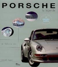 Porsche, la légende : tous les modèles de 1948 à nos jours
