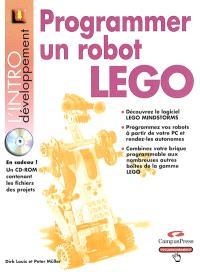 Programmer un robot Lego