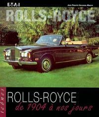 Rolls Royce : de 1904 à nos jours