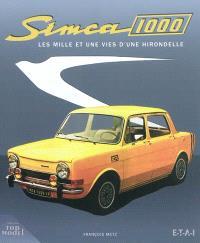Simca 1000 : les mille et une vies d'une hirondelle