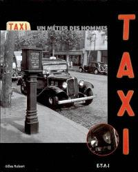 Taxi, un métier des hommes