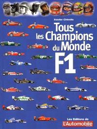 Tous les champions du monde de formule 1 de 1980 à 2001