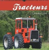 Tracteurs : calendrier 2014