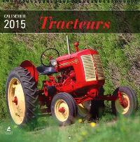 Tracteurs : calendrier 2015