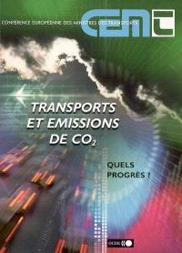 Transports et émissions de CO2 : quels progrès ?