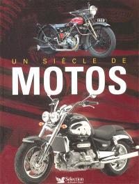 Un siècle de motos