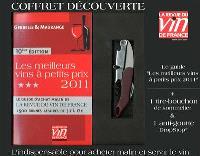 Coffret découverte : coffret cadeau guide rouge édition 2011