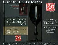 Coffret dégustation : coffret cadeau guide vert édition 2011
