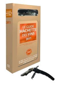 Coffret guide Hachette des vins 2011