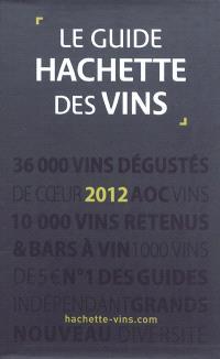 Coffret guide Hachette des vins 2012