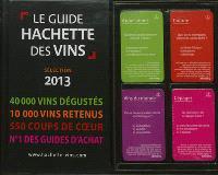 Le guide Hachette des vins 2013 + le quiz du vin