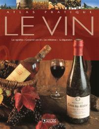 Le vin : les vignobles, conserver son vin, les millésimes