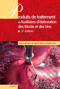 Produits de traitement et auxiliaires d'élaboration des moûts et des vins
