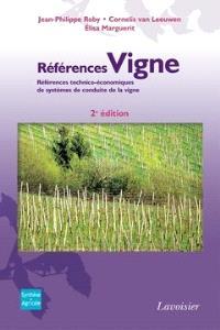 Références vigne : références technico-économiques de systèmes de conduite de la vigne
