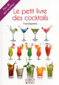 Le petit livre des cocktails