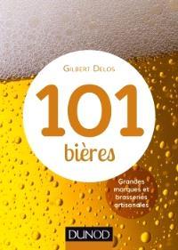 101 bières : grandes marques et brasseries artisanales