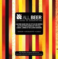 All  beer  : le guide de dégustation