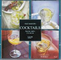 Cocktails : recettes testées à la maison