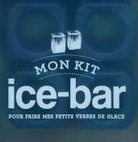 Mon kit ice-bar : pour faire mes petits verres de glace